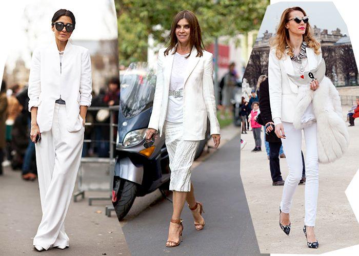 Wonderlijk Style file: witte blazer combineren | Witte blazers, Outfits, Blazer EU-12
