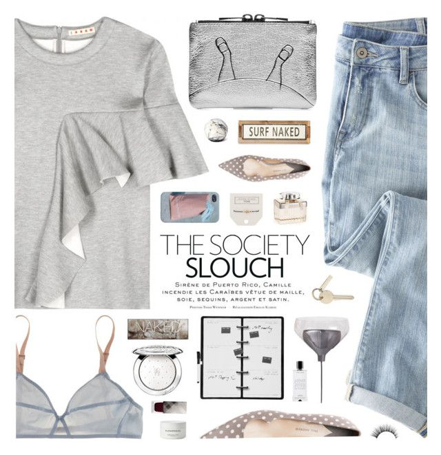 """""""Eye contact is way more intimate than words will ever be"""" by defivirda ❤ liked on Polyvore featuring Wrap, Zinke, Topshop, Marni, Theo, Paul Andrew, Poncho & Goldstein, Chloé, Baleri Italia and Kikkerland"""