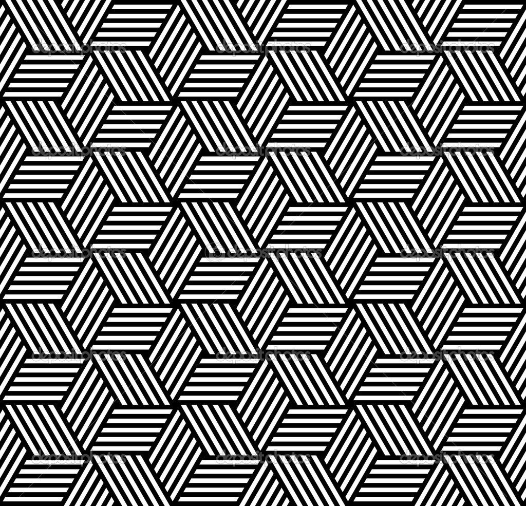 Designs With Lines : Organic patterns are the opposite of