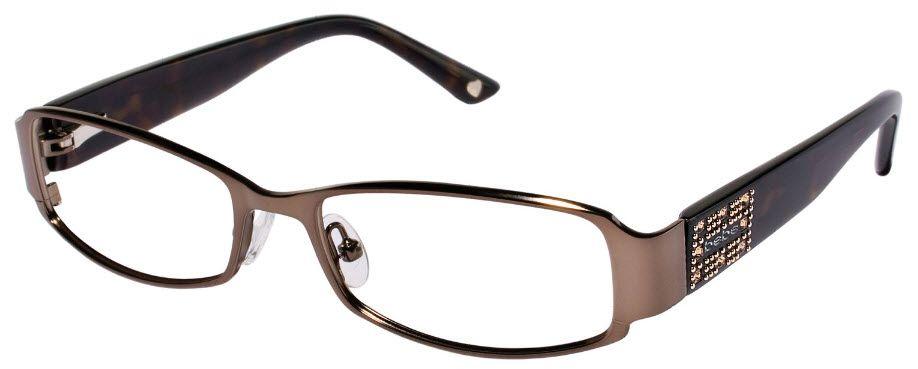 e4fcff14a12 Bebe BB 5013 Amazed Eyeglasses- Smoked Topaz