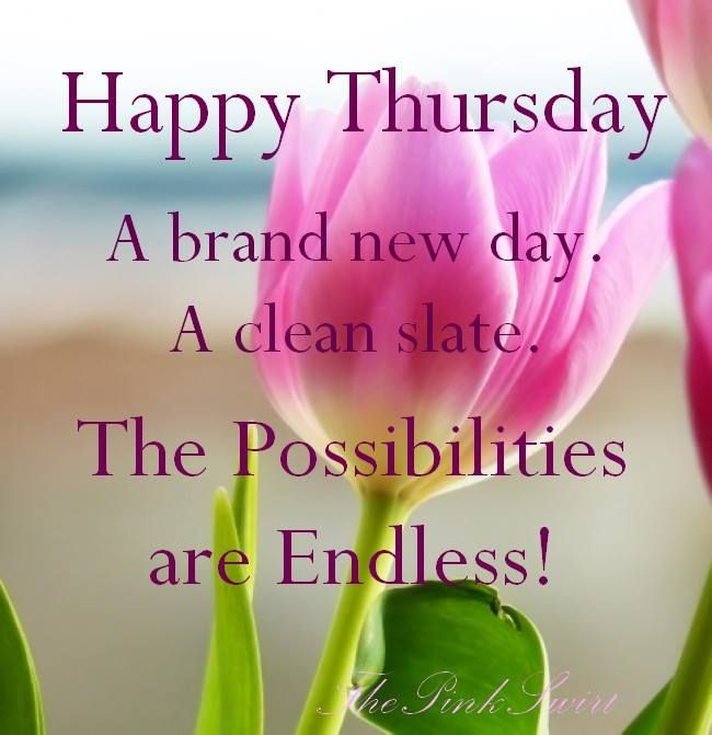 Good Morning My Beautiful Girls Happy Thursday Quotes Mesmerizing Happy Thursday Quotes