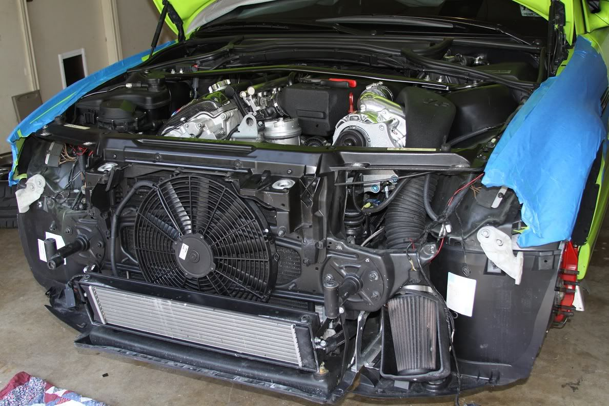 Captivating Wanting To Switch To Electric Fan; Benefits And/or Consequences?   BMW M3  Forum.com (E30 M3 | E36 M3 | E46 M3 | E92 M3 | F80/X)
