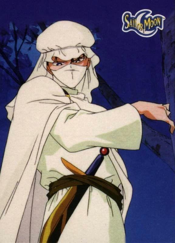 Sailor Moon - Moonlight Knight