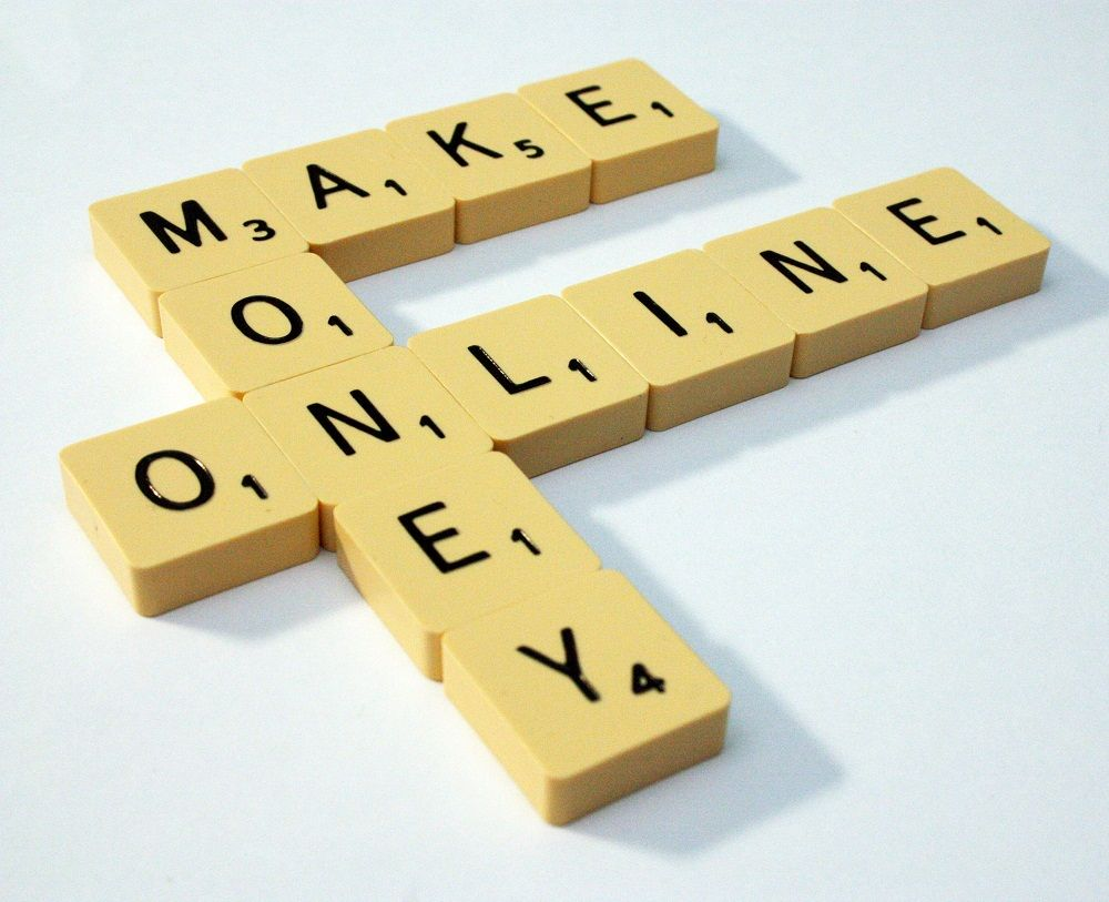 Whats the best way to make money online?