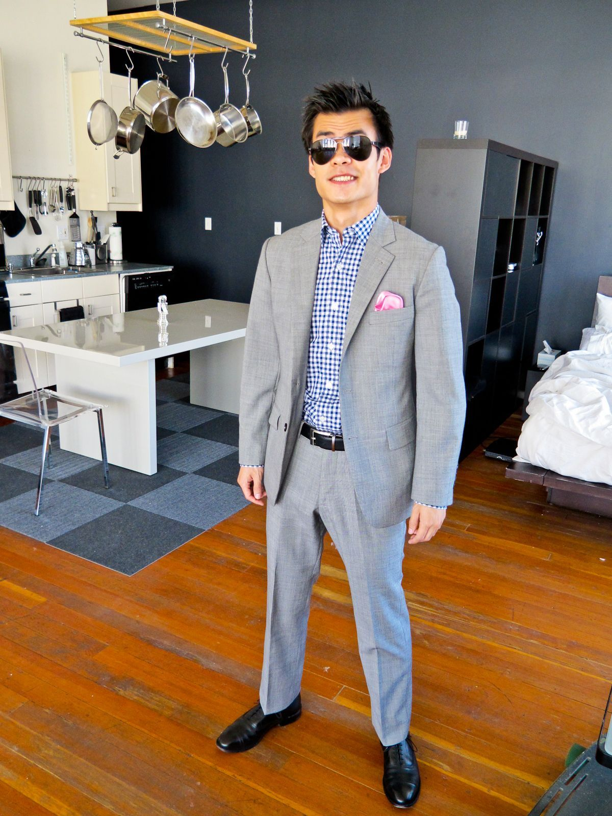 Veroz Reddit Tweed Suit With Linen Shirt Tweed Suits Fashion Linen Shirt