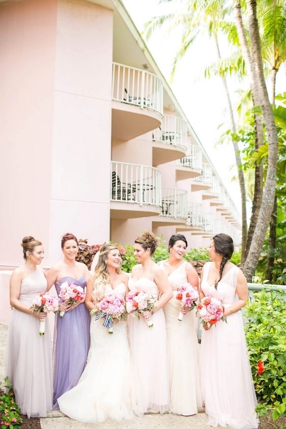 A Colorful Wedding in the Bahamas at Atlantis, Hope Taylor Photography