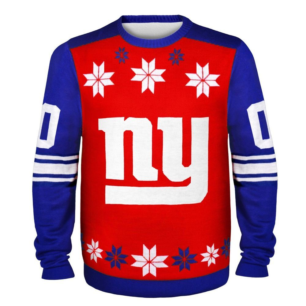 NFL Almost Right But Ugly Sweater in Sweaters | eBay | My EBay Items ...