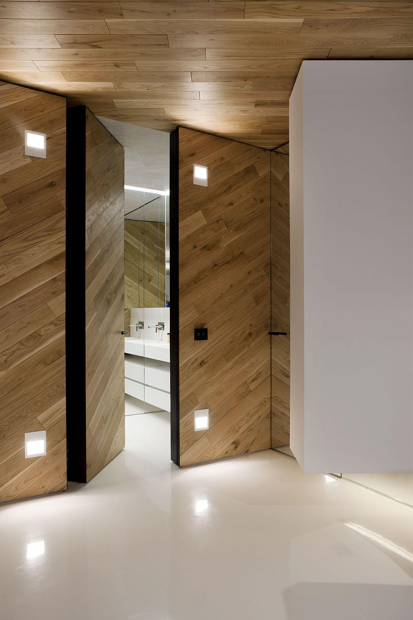 Stylish Exposed Brick Wall Lofts Loft design, Modern