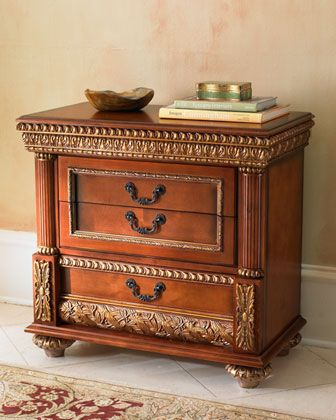 Shop Bellissimo Nightstand at Horchow, where you'll find new lower shipping  on hundreds of home furnishings and gifts.