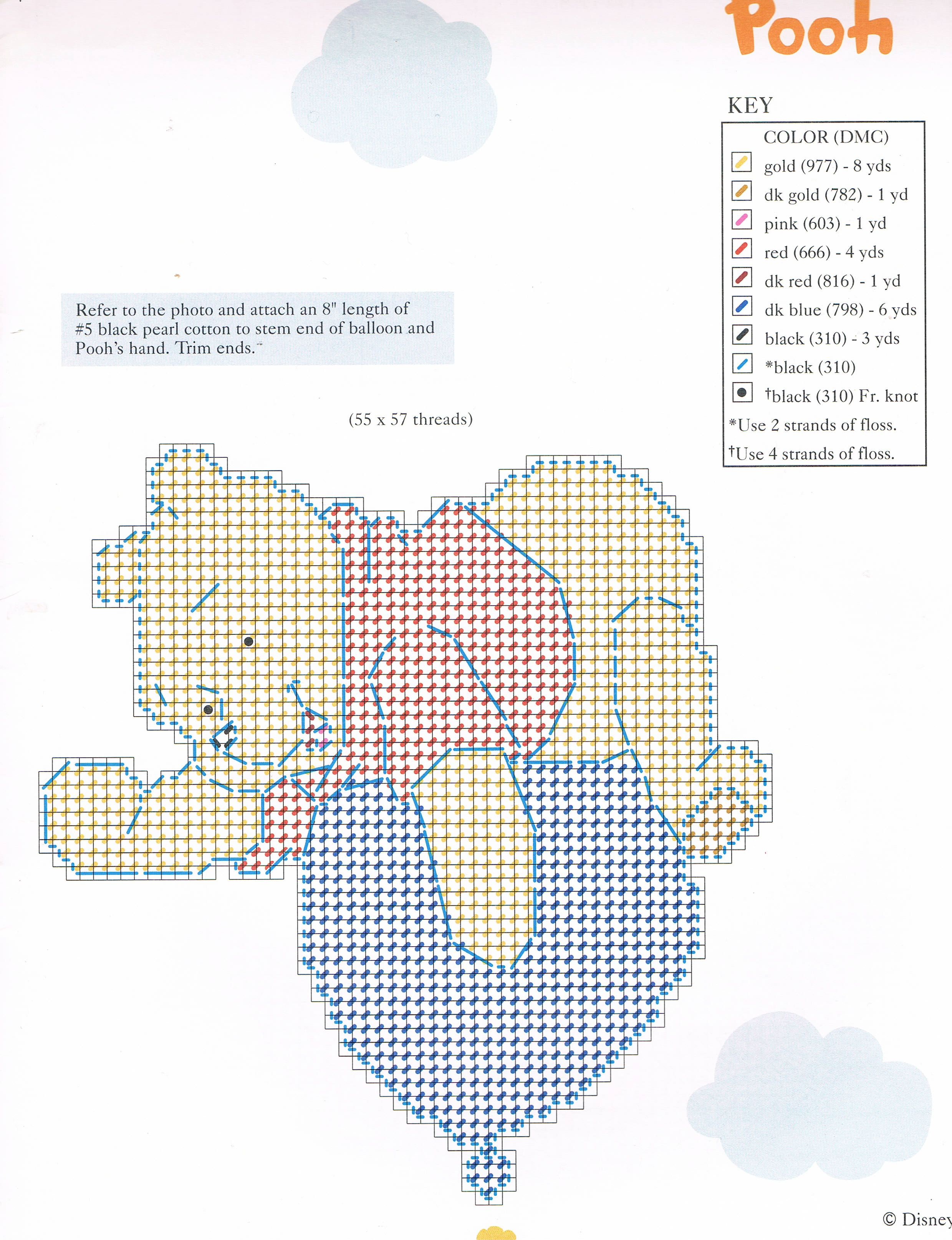 WINNIE THE POOH MAGNETS FOR YOU 16/18 (REPINNED ALL 18 PAGES FROM ...