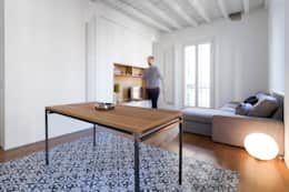 Piccolo Soggiorno ~ 6 soluzioni per organizzare un piccolo soggiorno