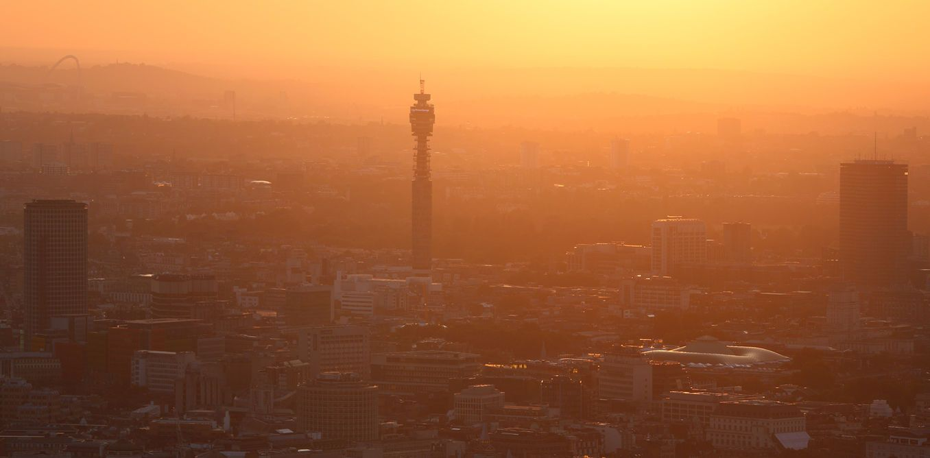 The Urban Heat Island is an inevitable outcome of urbanisation – but as the Earth gets warmer, that's cause for concern.