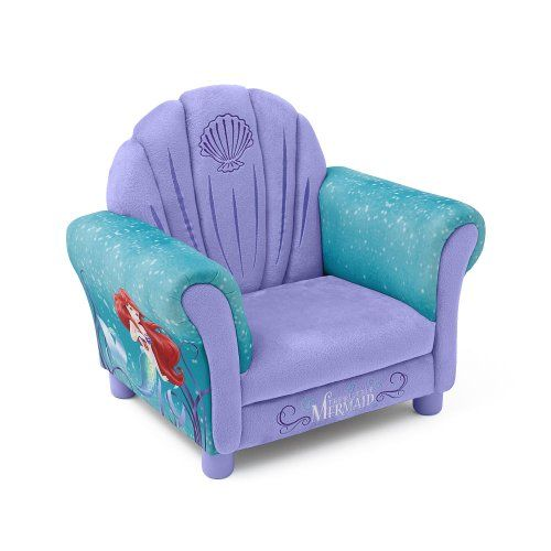 the mermaid chair top grain leather office pin on baby little nursery kids room toys girl