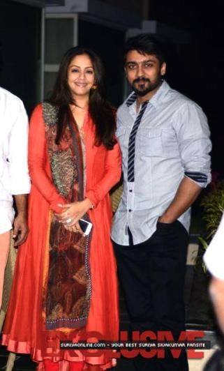 Image result for surya jyothika wedding reception photos ...
