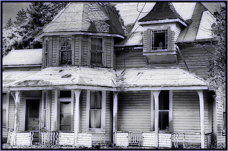 Abandoned house on san juan island washington state for Washington state approved house plans