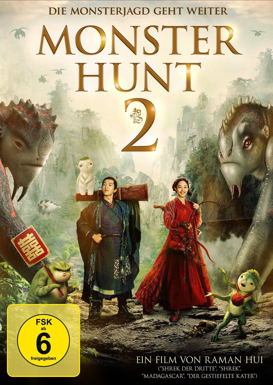 Monster Hunt 2 Webrip Telecharger Streaming Voirfilm 2019 Streaming Francais Complet Gratuit Monster Hunt Monster Hunt