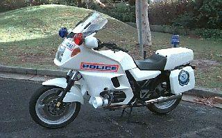 K1100 Nsw police bmw | Police Motorcycles | Motorbikes