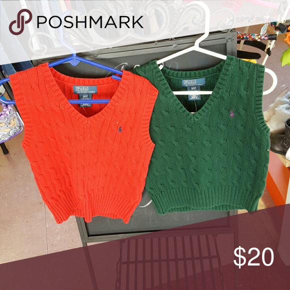 Ralph Lauren  Vests Ralph  Lauren  Vests Ralph Lauren Shirts & Tops Sweaters