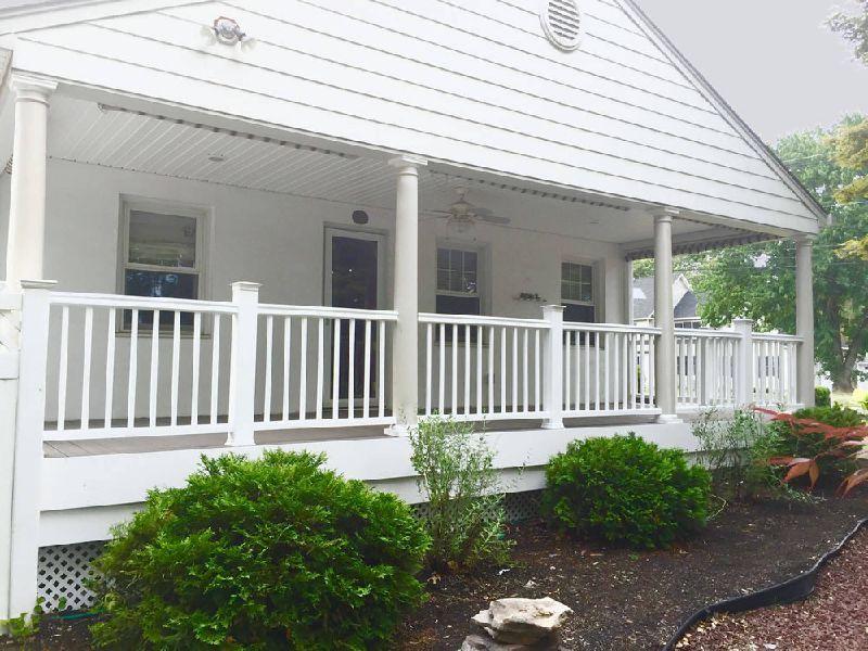Porch Remodeling Contractor Nj Porch Renovation Magnolia Home
