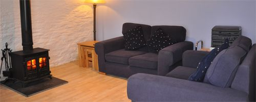 Lily Pad Romantic Holiday Cottage For Couples Sitting Room At