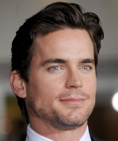 matt bomer hair style wax styling 1 wax hair at the back apply some wax 3693