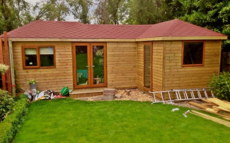 How To Build A Wendy House From Scratch