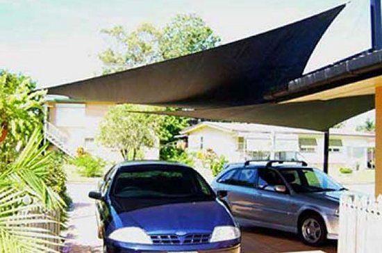 A stylish carport | For the Home | Pinterest | Einfahrt