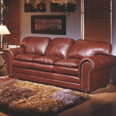 Omnia Furniture Torre Leather Sofa | Products | Pinterest