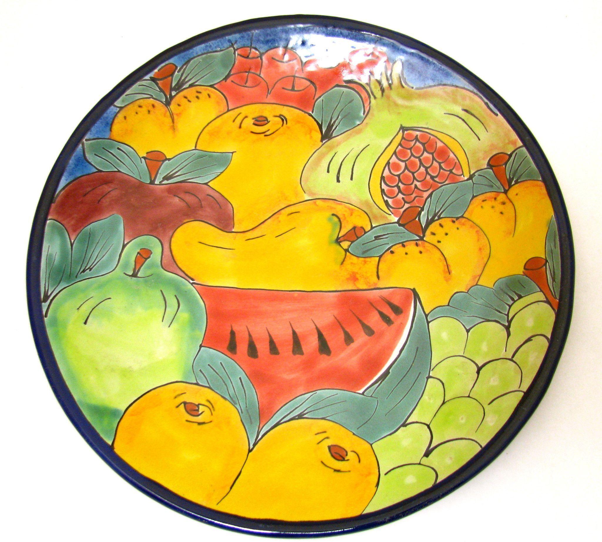 Perfect Talavera Wall Art Frieze - All About Wallart - adelgazare.info