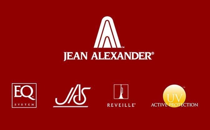 Logo And Brand Design Jean Alexander Brands Branding Design