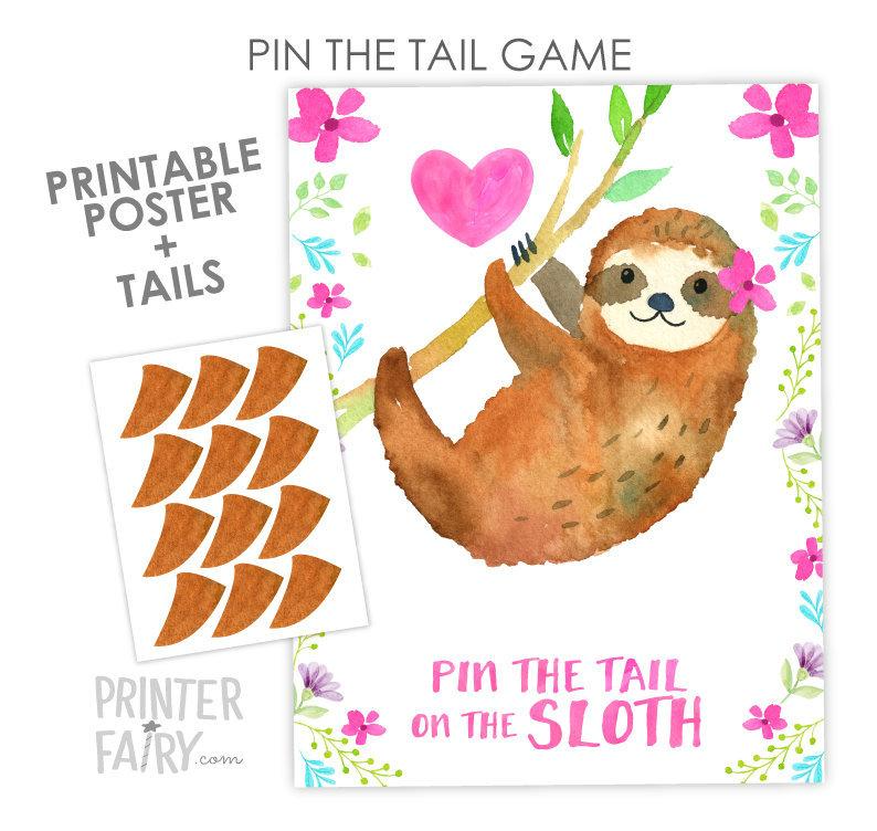 Sloth Friends Love Anniversary Valentine/'s Day Square Rubber Stamp for Stamping Crafting