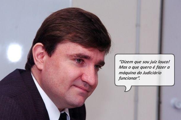 O TJ de Santa Catarina decide, no dia 4 de setembro, o caso do magistrado cuja atuação teria mais de uma dezena de episódios