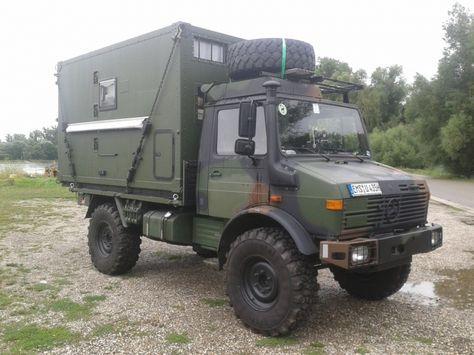 unimog 1300l bm 435 alex dieselknecht wohnmobil selbstausbau camping autos camiones und. Black Bedroom Furniture Sets. Home Design Ideas