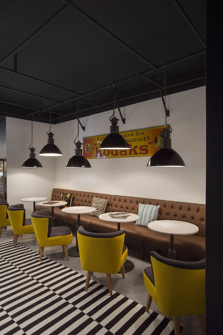 Brussels Hotel S Sharp Design Focuses On A Photographic Theme And