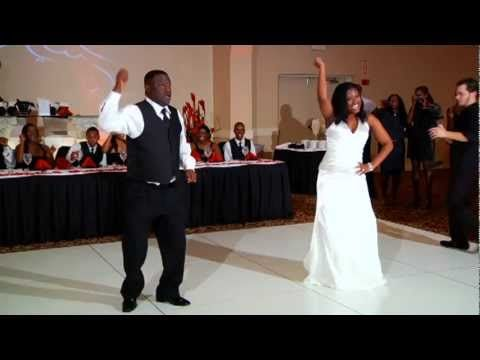 Fun Upbeat Father Daughter Wedding Dance Seen On Good Morning America