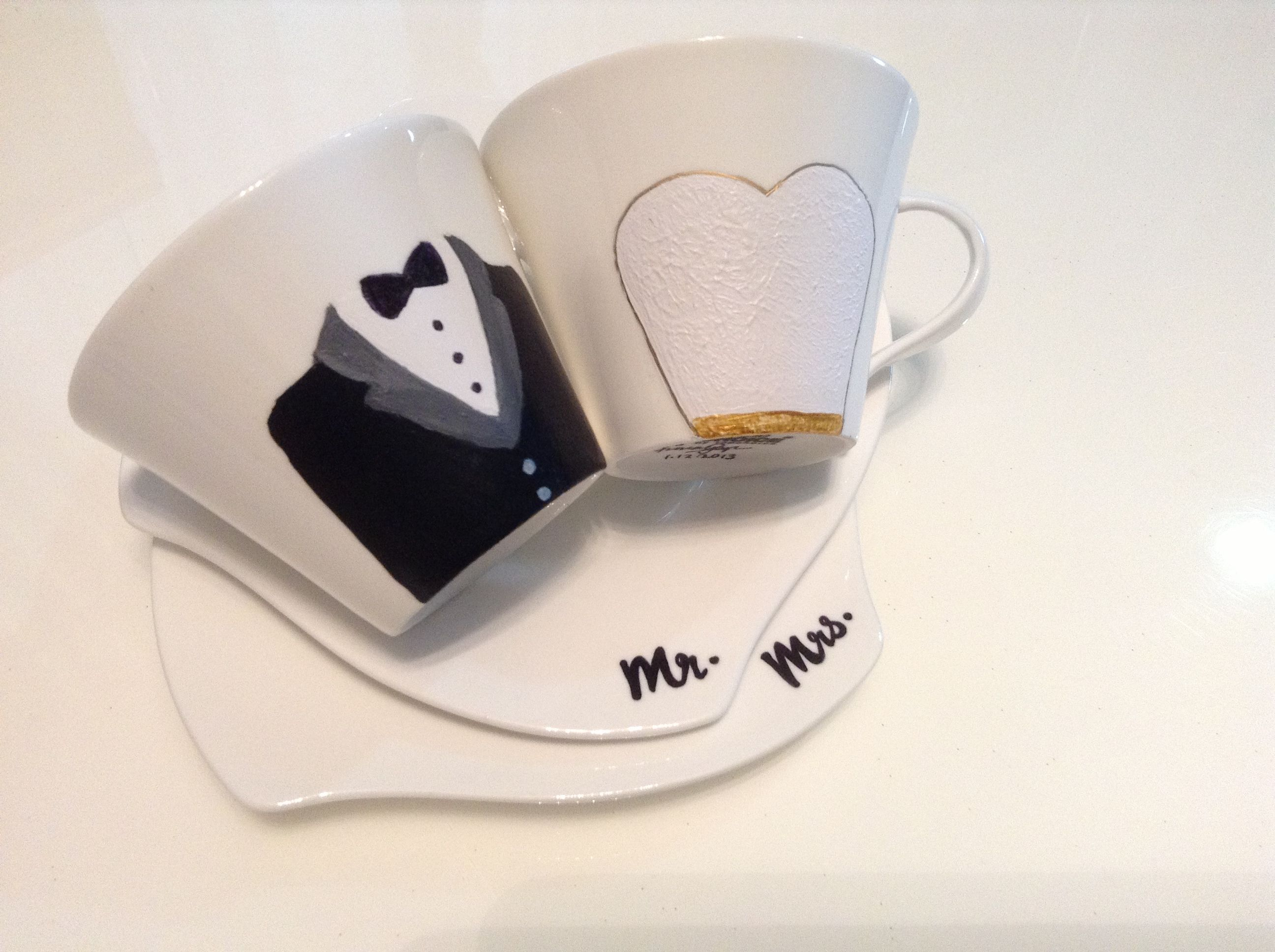 My very first diy wedding gift for a special great friend wedding