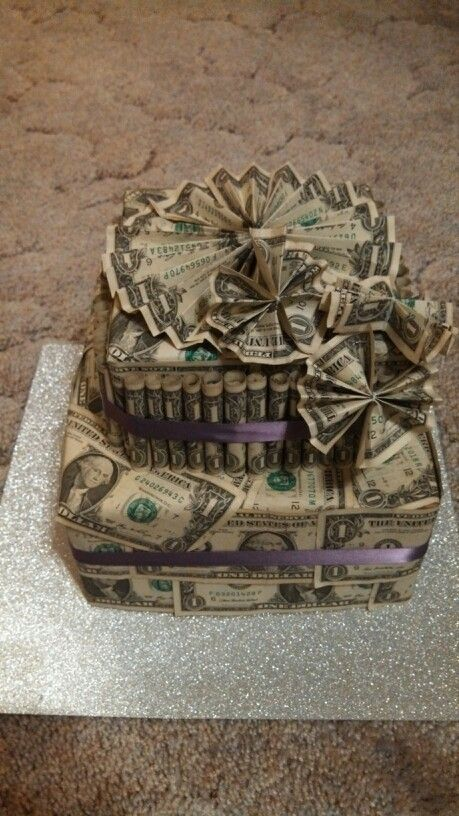 Dollar Cake Images : Different style flower dollar cake. MONEY USD USD MONEY ...