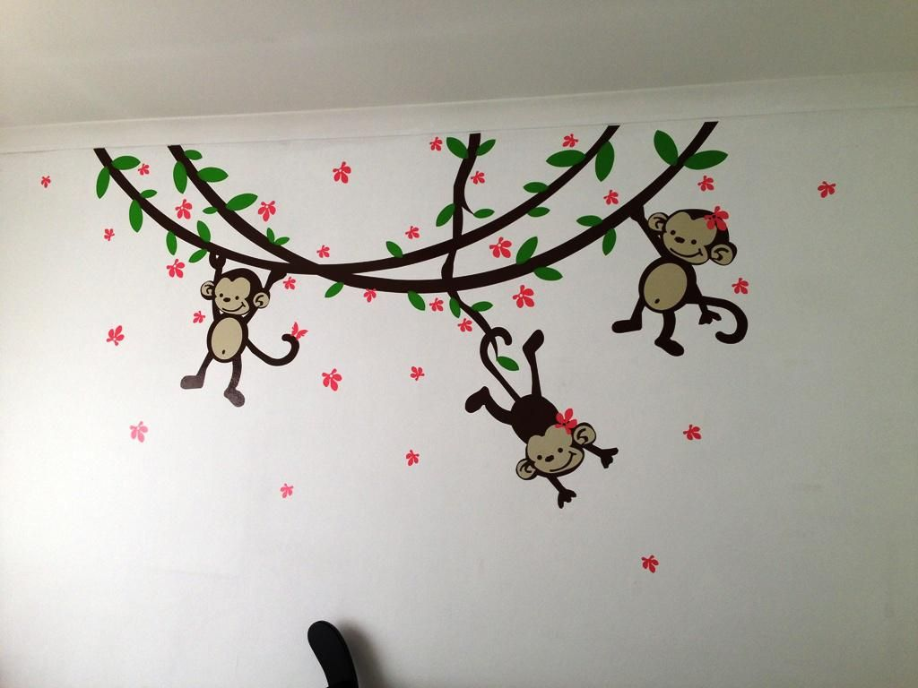 Easy Baby Room Decorations Nursery Wall Stickers - http://abinursery.com/easy-baby-room-decorations-nursery-wall-stickers/