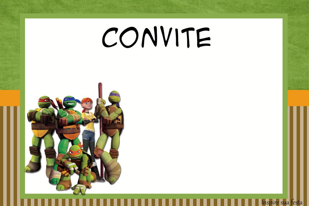 Ninja turtles pretty party ideas freebies printables ninja turtles thecheapjerseys Image collections