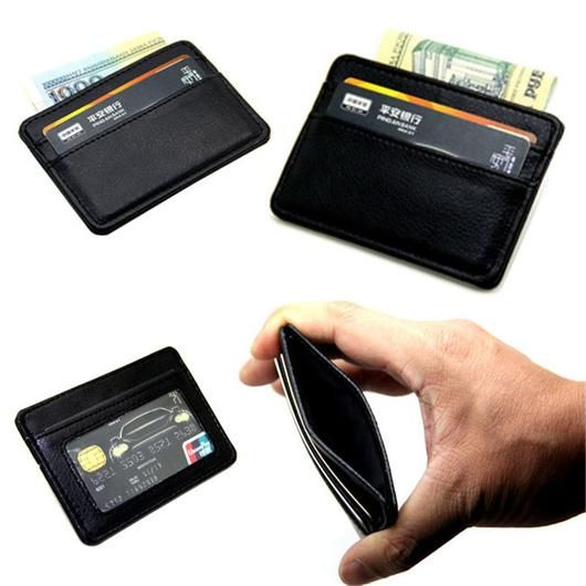 Card Holder slim Bank Credit Card ID