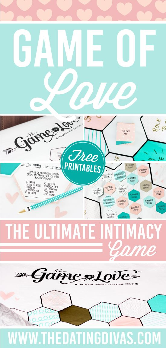 The Game Of Love Gaming Surprise Ideas And Bedroom Games