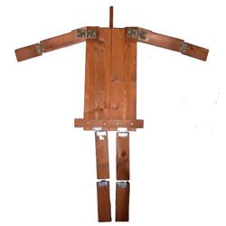 Do It Yourself DIY Articulated Scarecrow Quick Kit
