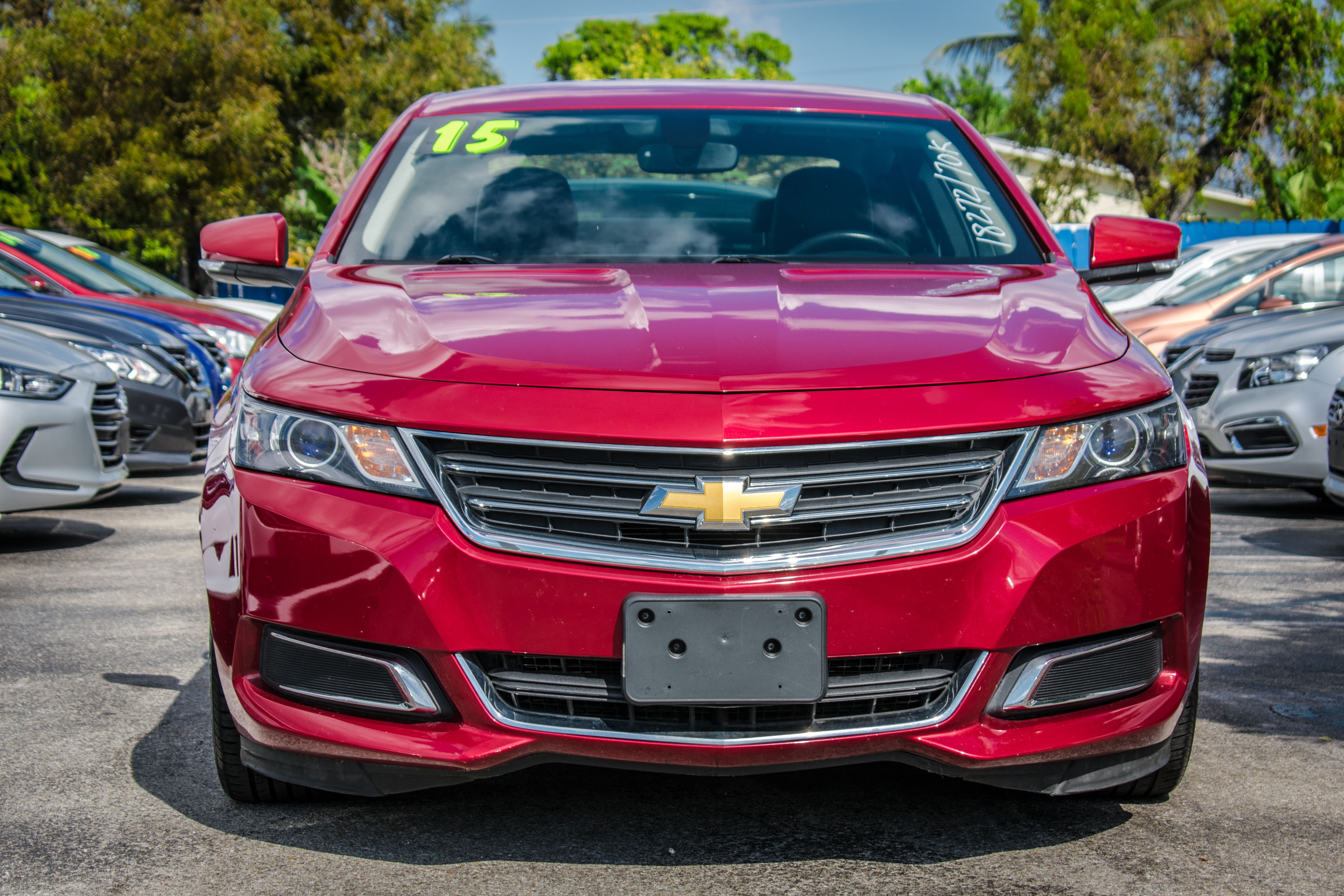 2017 Chevrolet Impala Lt We Can Approve You Fast Easy Simply