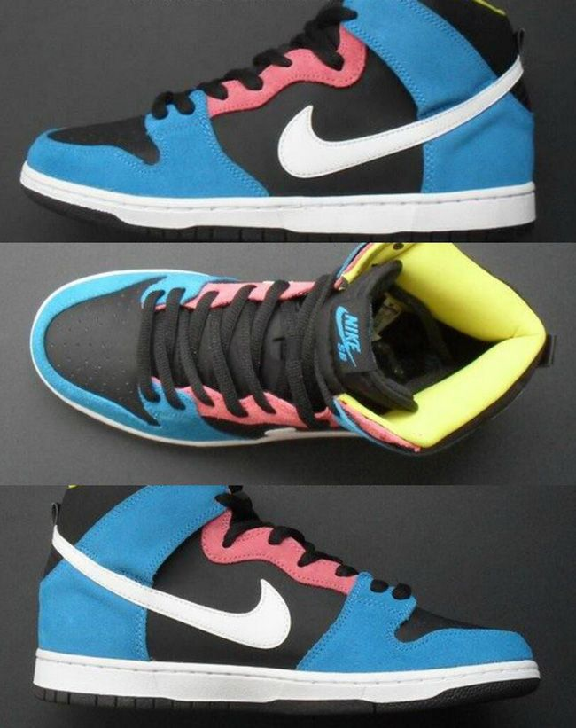 sneakers for cheap 34800 ec829 Nike SB Dunk High