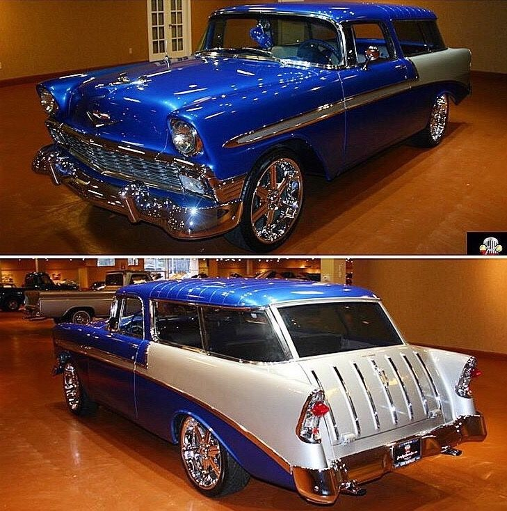 Muscle Cars Trucks and Motorcycles Garage