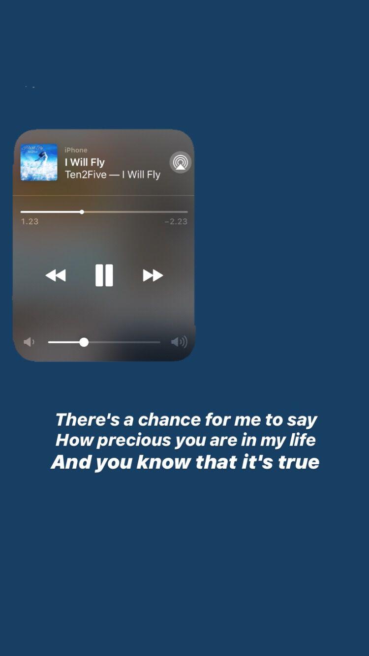 terjemahan lirik lagu ten 2 five you