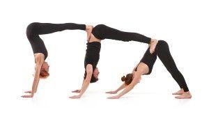 yoga poses for two people  pesquisa google  yoga pesquisa