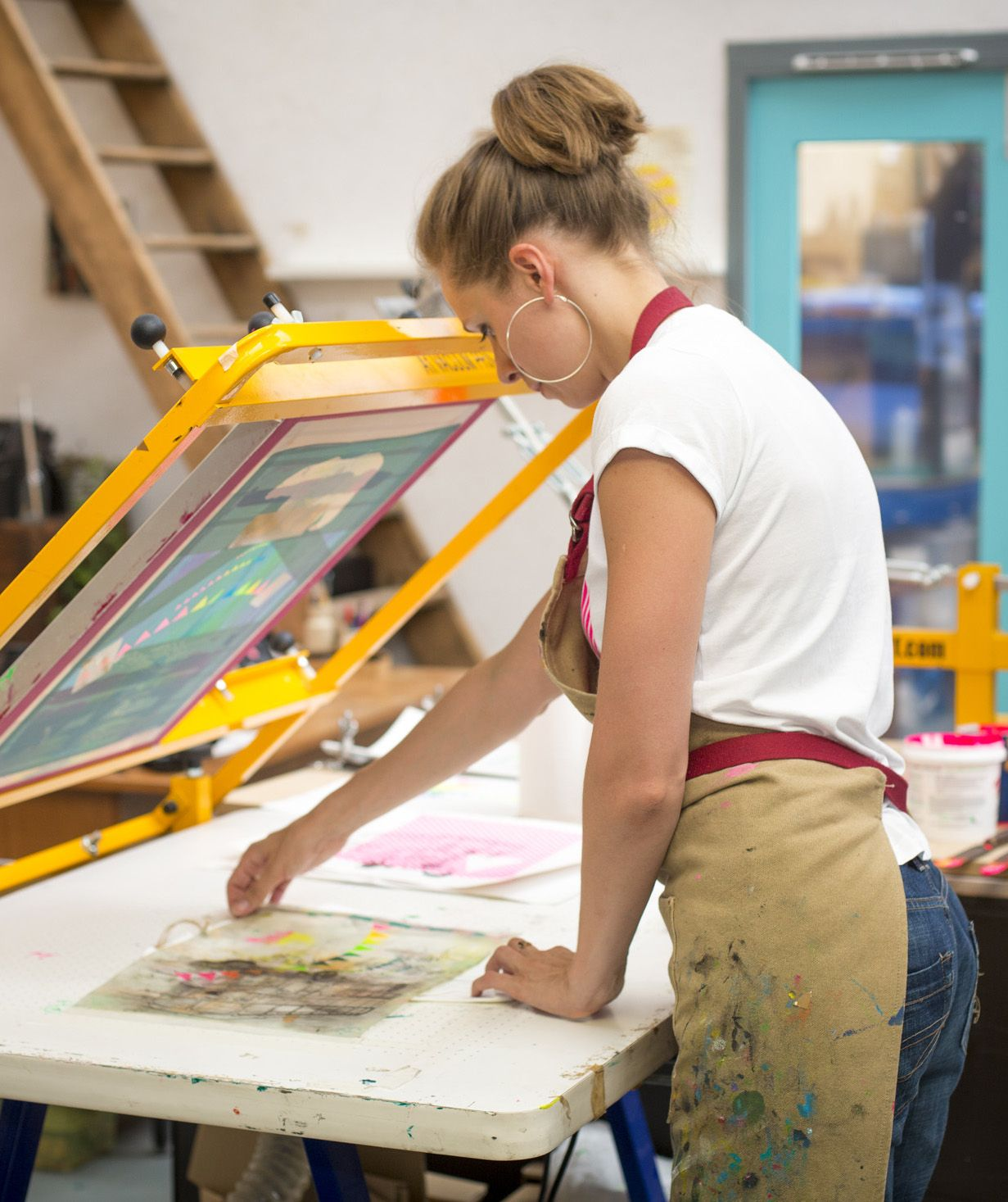 Rolfe&Wills is a Bristol based design and screen printing