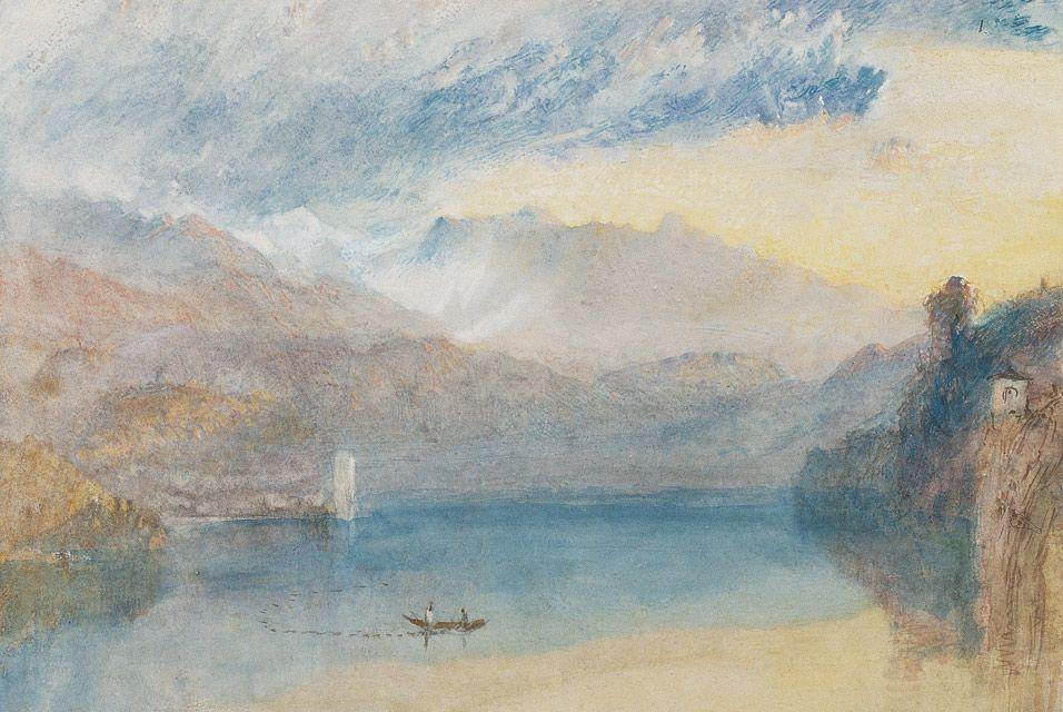 JMW Turner, Art History, Pastimes for a Lifetime | Pastimes for a Lifetime