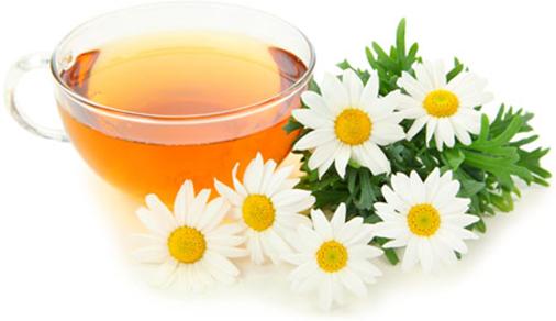 Beneficios de la manzanilla para adelgazar